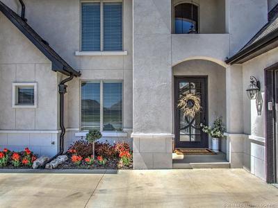 Tulsa Single Family Home For Sale: 4516 S 173rd East Avenue