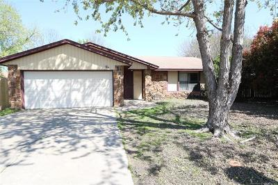Broken Arrow OK Single Family Home For Sale: $144,900