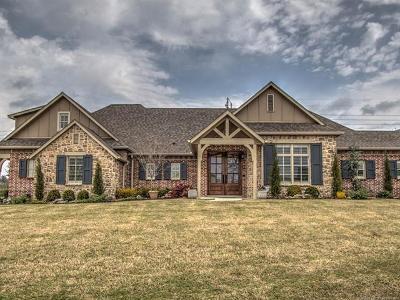 Sapulpa Single Family Home For Sale: 622 Cross Timbers Boulevard