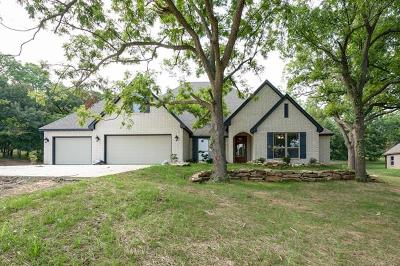 Claremore Single Family Home For Sale: 15310 E Hooty Creek Road