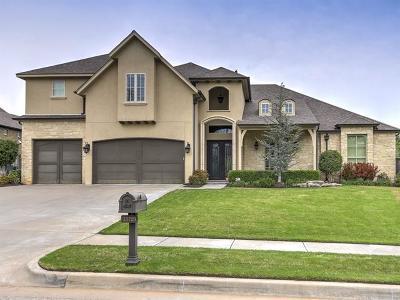 Tulsa Single Family Home For Sale: 10729 S 93rd East Avenue