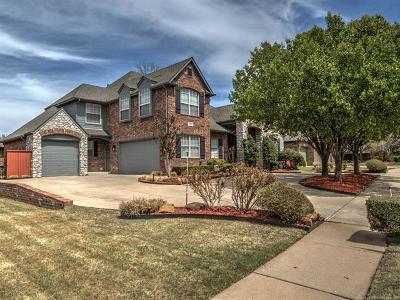 Broken Arrow Single Family Home For Sale: 3604 W Toledo Street