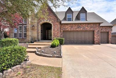 Tulsa Single Family Home For Sale: 9957 S 79th East Avenue