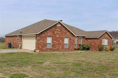 Claremore Single Family Home For Sale: 24472 S Meadow Circle Road