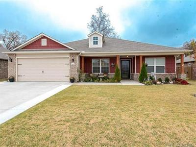 Bixby Single Family Home For Sale: 8575 E 126th Place S