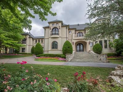 Tulsa Single Family Home For Sale: 6709 E 109th Place