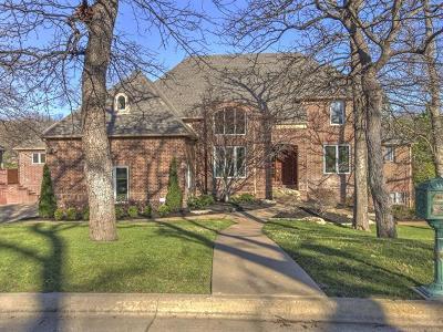 Tulsa Single Family Home For Sale: 11706 S Erie Avenue