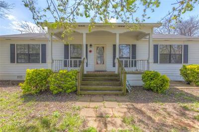 Claremore Single Family Home For Sale: 14750 E 400 Road