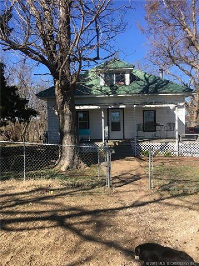 Ada Single Family Home For Sale: 2600 County Road 1570