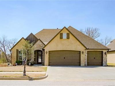 Bixby Single Family Home For Sale: 14446 S Hudson Avenue
