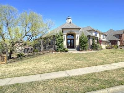 Owasso Single Family Home For Sale: 13801 E 94th Street North