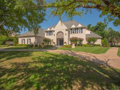 Tulsa Single Family Home For Sale: 7919 S Braden Avenue