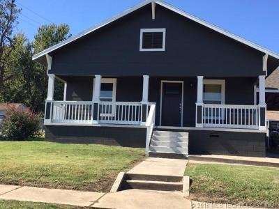 Collinsville Single Family Home For Sale: 216 N 13th Street