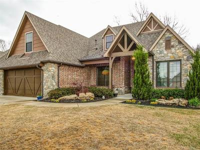 Broken Arrow Single Family Home For Sale: 6103 S 15th Place
