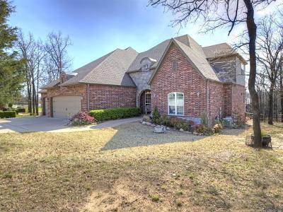 Sand Springs Single Family Home For Sale: 1576 Lakeside Ridge Drive
