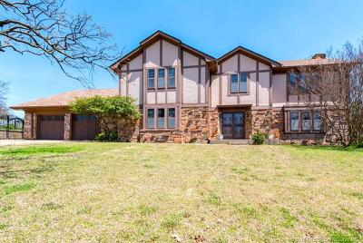 Sand Springs Single Family Home For Sale: 733 Greenview Circle