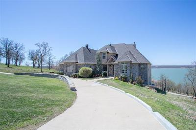 Skiatook Single Family Home For Sale: 12618 Lake View Road