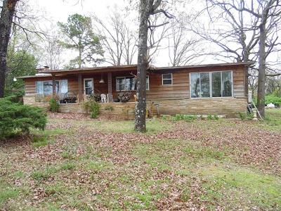 Cookson OK Single Family Home For Sale: $200,000