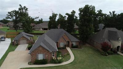 Tahlequah Single Family Home For Sale: 2888 Cambridge Circle