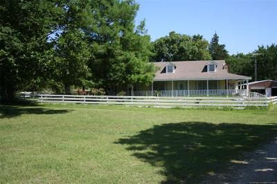 Ada Single Family Home For Sale: 19564 County Road 1505
