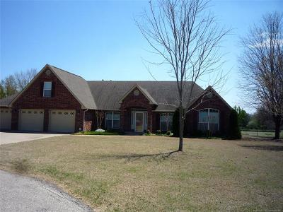 Skiatook Single Family Home For Sale: 619 S Tallchief Court