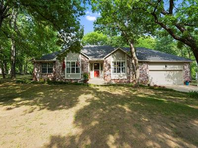 Skiatook Single Family Home For Sale: 15629 N Woodchuck Lane