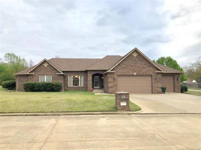 Okmulgee Single Family Home For Sale: 2207 Fieldstone Court