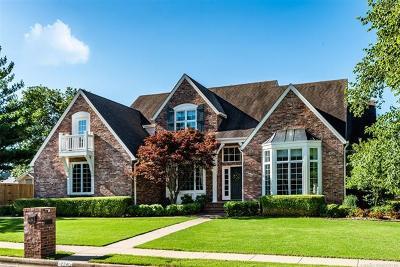 Bartlesville Single Family Home For Sale: 2741 Braddock Road