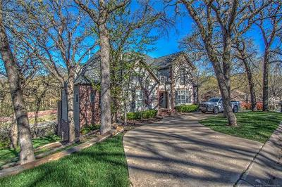 Tulsa Single Family Home For Sale: 11720 S Allegheny Avenue