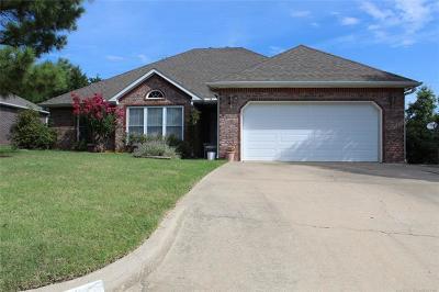 Okmulgee Single Family Home For Sale: 2205 E Maple Ridge Avenue