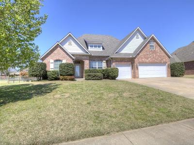 Owasso Single Family Home For Sale: 13601 E 92nd Street North