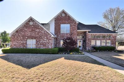 Bixby Single Family Home For Sale: 14727 S 53rd East Avenue