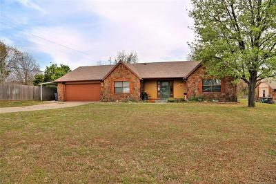Jenks Single Family Home For Sale: 110 W 113th Street S