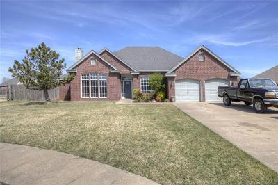 Owasso Single Family Home For Sale: 7903 N 125th East Circle