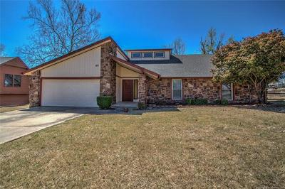 Jenks Single Family Home For Sale: 140 W 120th Place S