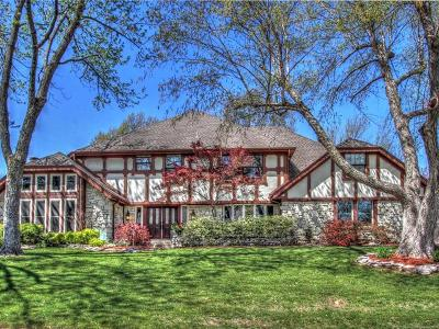 Tulsa Single Family Home For Sale: 10406 S 66th East Avenue