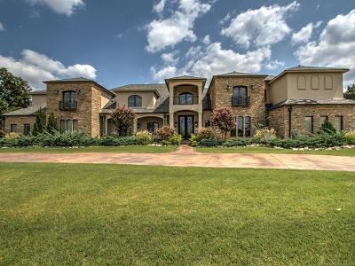 Tulsa Single Family Home For Sale: 8231 S Kingston Avenue
