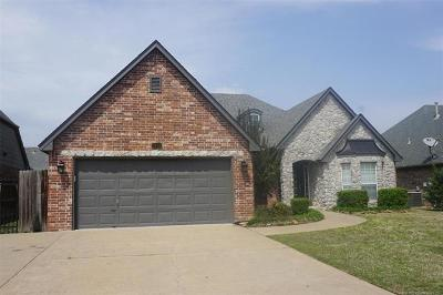 Bixby Single Family Home For Sale: 9619 E 118th Place