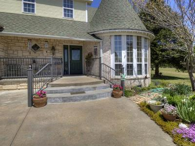 Claremore Single Family Home For Sale: 1024 W Country Club Road