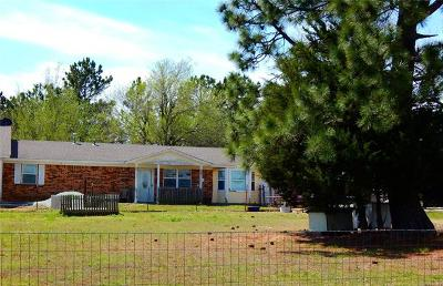Single Family Home For Sale: 21941 County Road 1553
