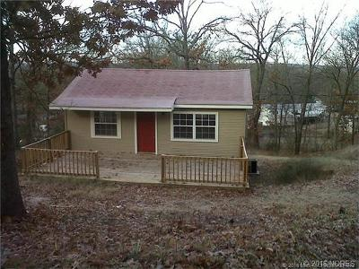 Park Hill OK Single Family Home For Sale: $75,000