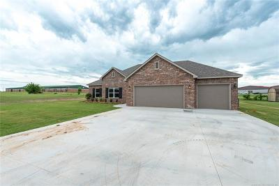 Skiatook Single Family Home For Sale: 1109 Choctaw Avenue