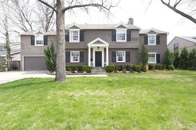 Tulsa Single Family Home For Sale: 3645 S Trenton Avenue
