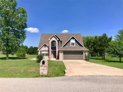 Collinsville Single Family Home For Sale: 11965 Skyline Drive