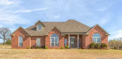 Claremore Single Family Home For Sale: 15435 Northlake Drive