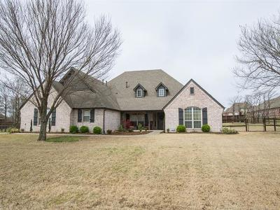 Owasso Single Family Home For Sale: 8432 N 68th East Avenue