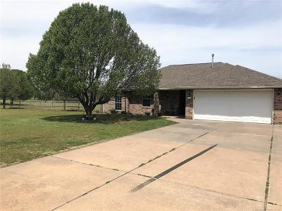 Owasso Single Family Home For Sale: 17867 E 104th Place North