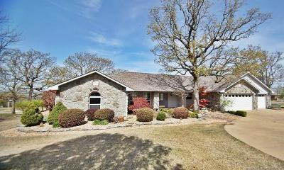 Cookson OK Single Family Home For Sale: $297,900