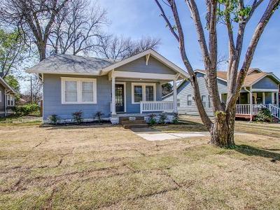 Tulsa Single Family Home For Sale: 1432 S Gary Avenue