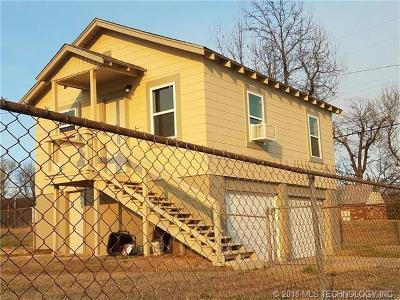 Sand Springs OK Rental For Rent: $650